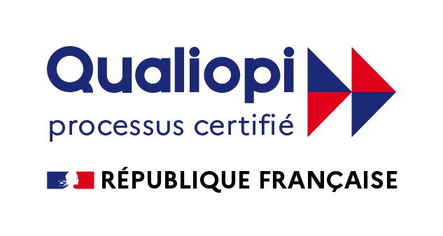 Logo de la certification Qualiopi